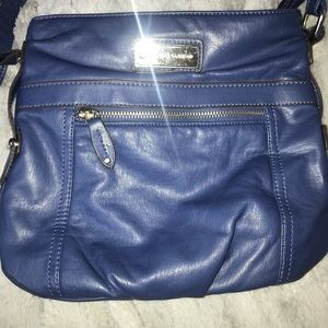 👜 EUC Franco Sarto Crossbody Purse